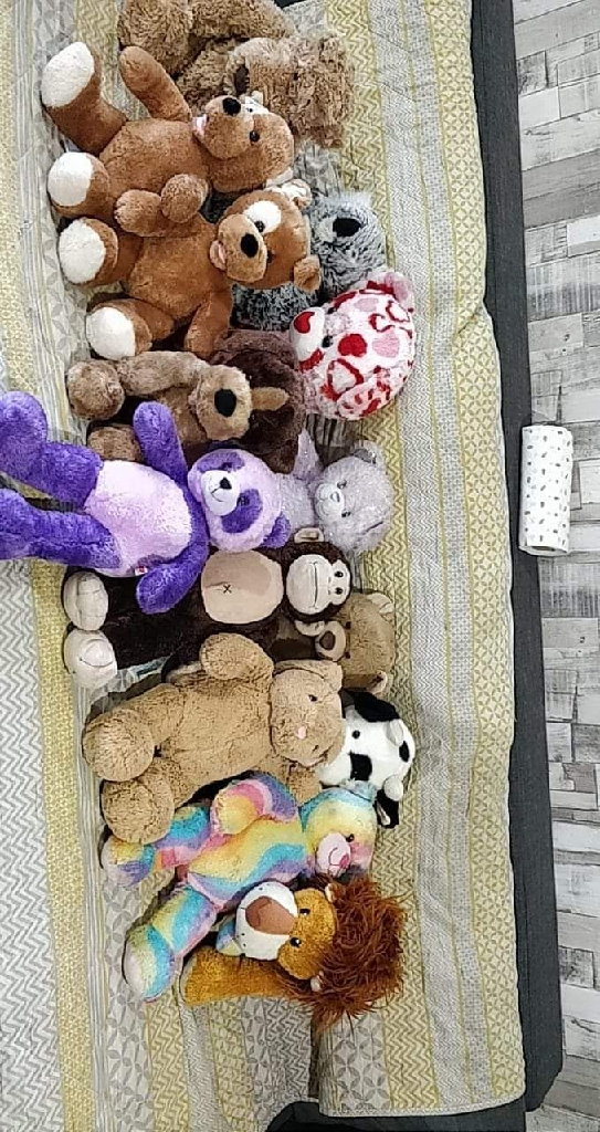 Builder bears and outfits