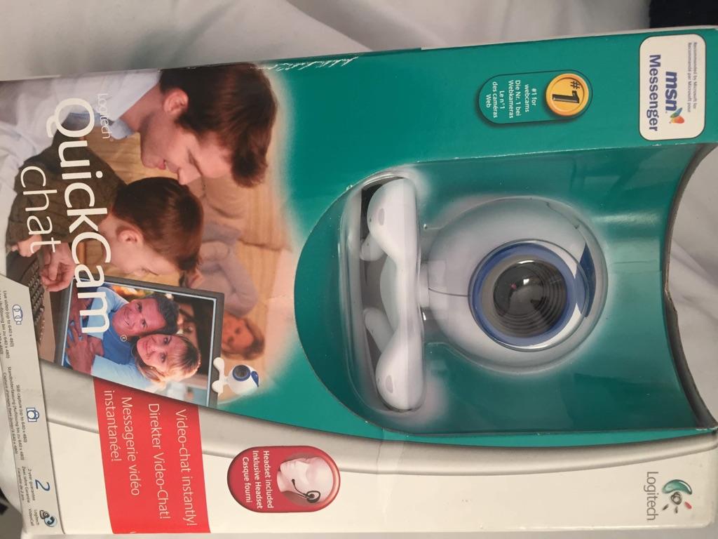 Vista webcam new