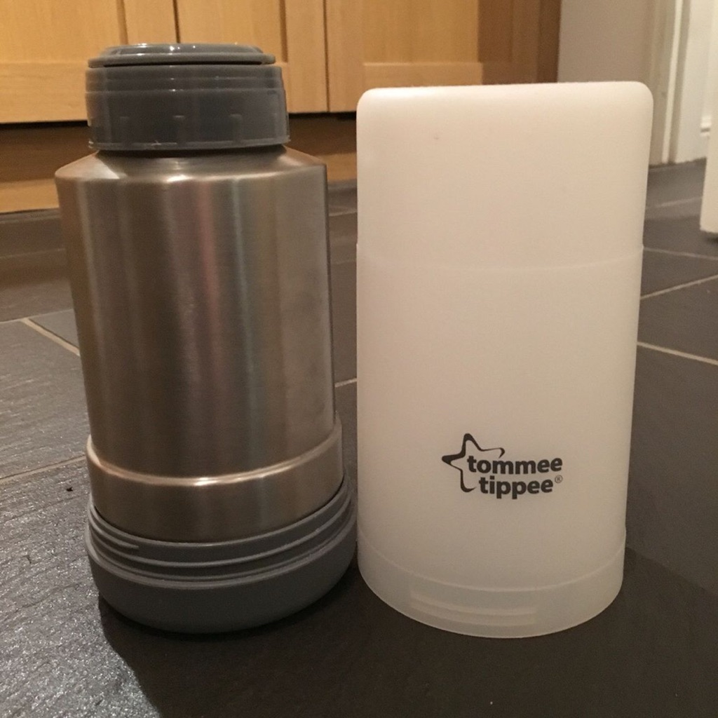 Tommee tippee closer to nature flask