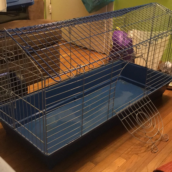 cage for guinea pig, rabbits and hamsters