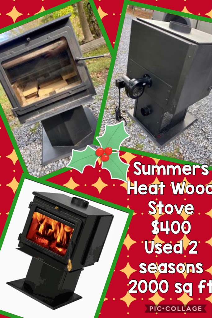 Summers Heat Wood Stove