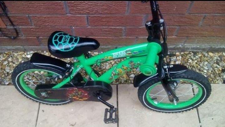 Child's Bike,,