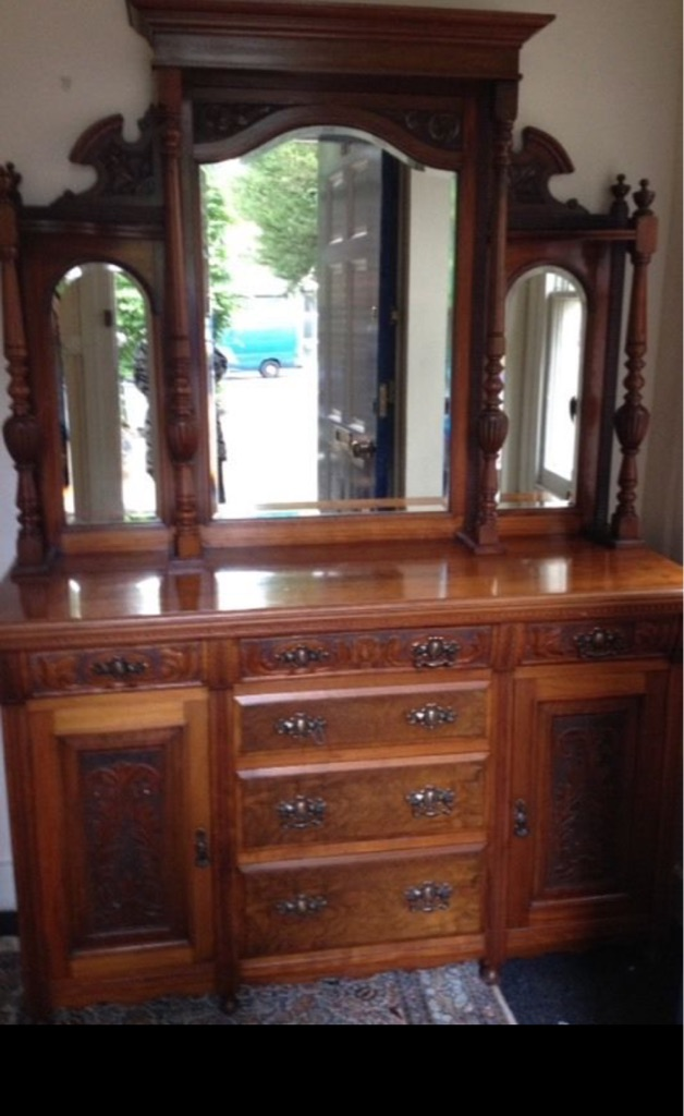 Antique original dresser