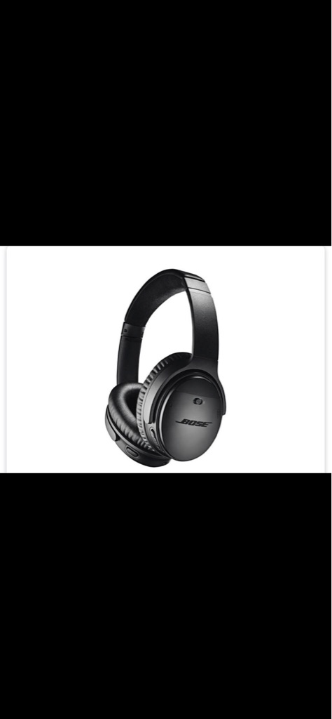 Bose QC35 QuietComfort 35 II Headphones