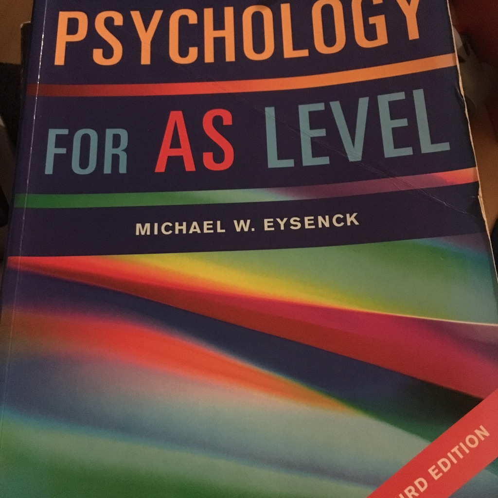 Psychology bio