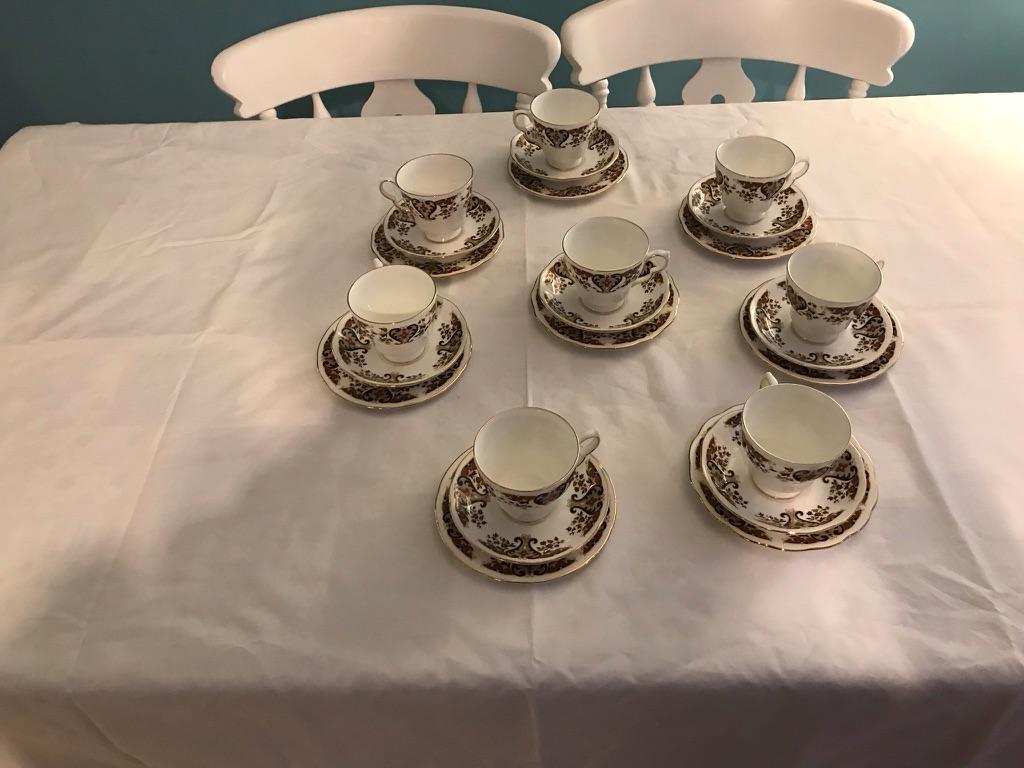 Colclough tea set