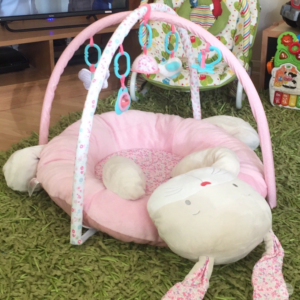 REDUCED Baby activity gym