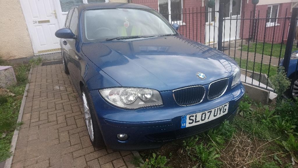 BMW 1 Series 1.8 Litre Diesel engine