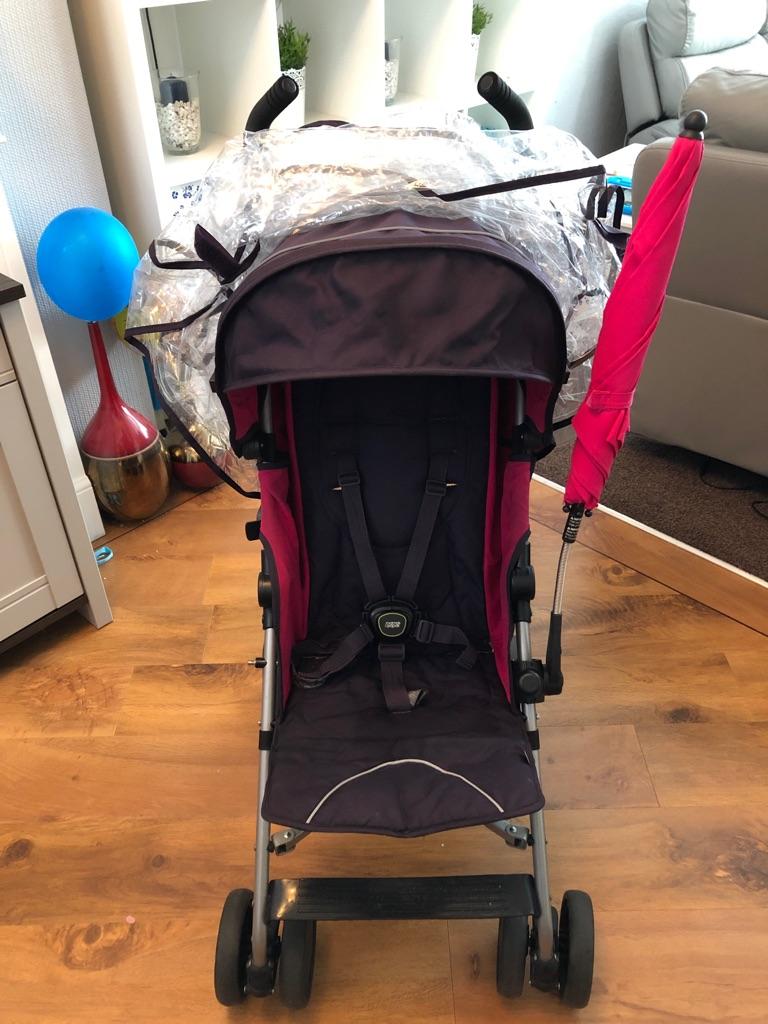 Mamas and papas tour 2 stroller
