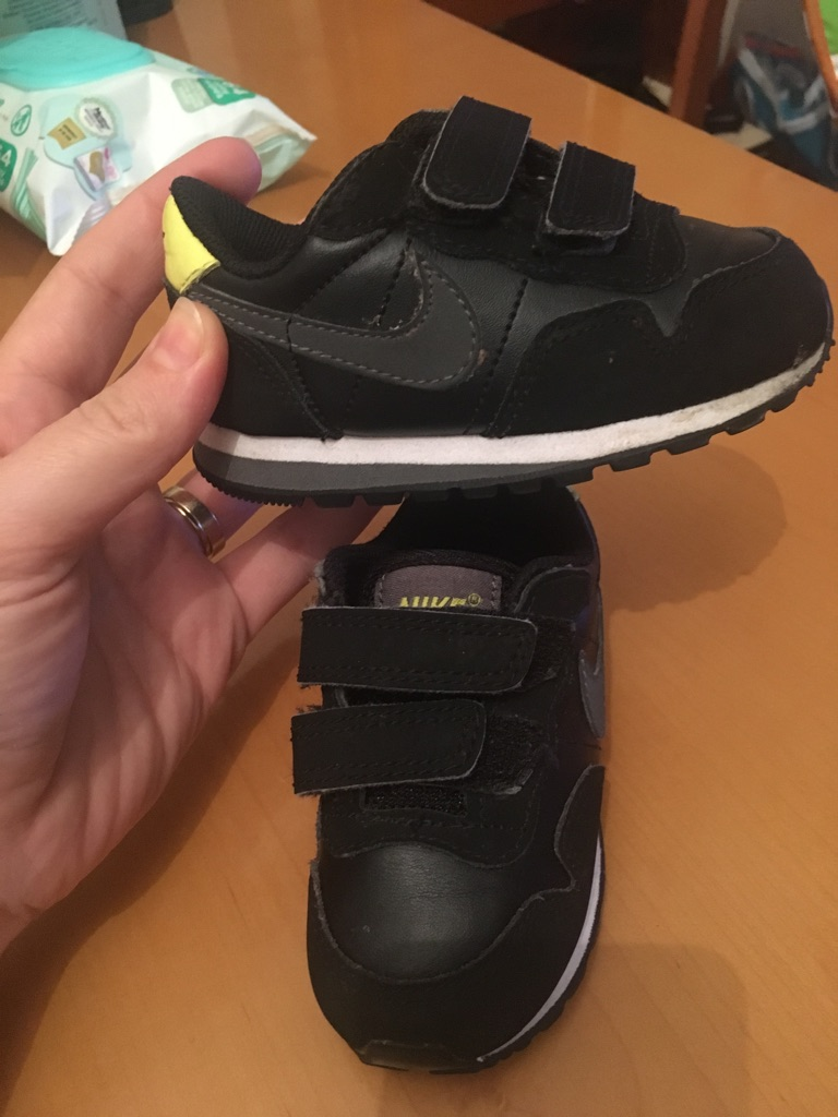 Nike trainers baby