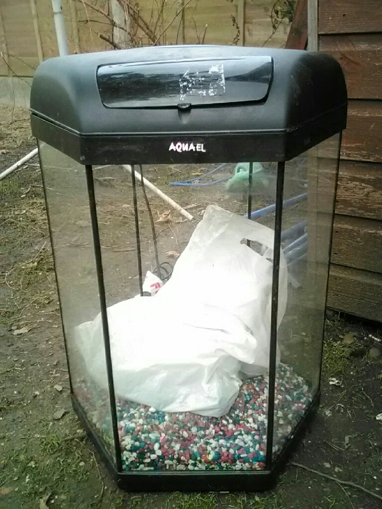 Aquatel fish tank