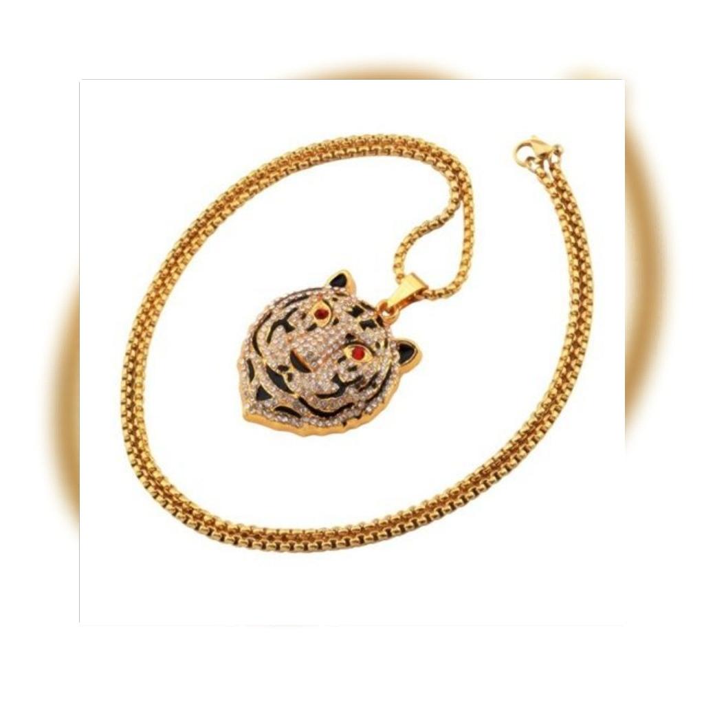 Hip-hop Style Necklaces