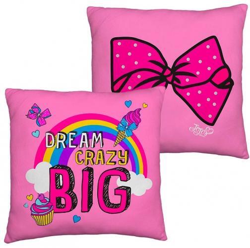 Jojo Siwa cushion/ bedding set