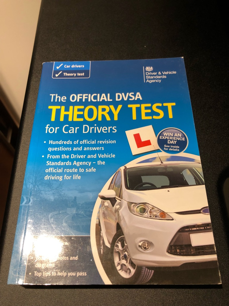 theory test book