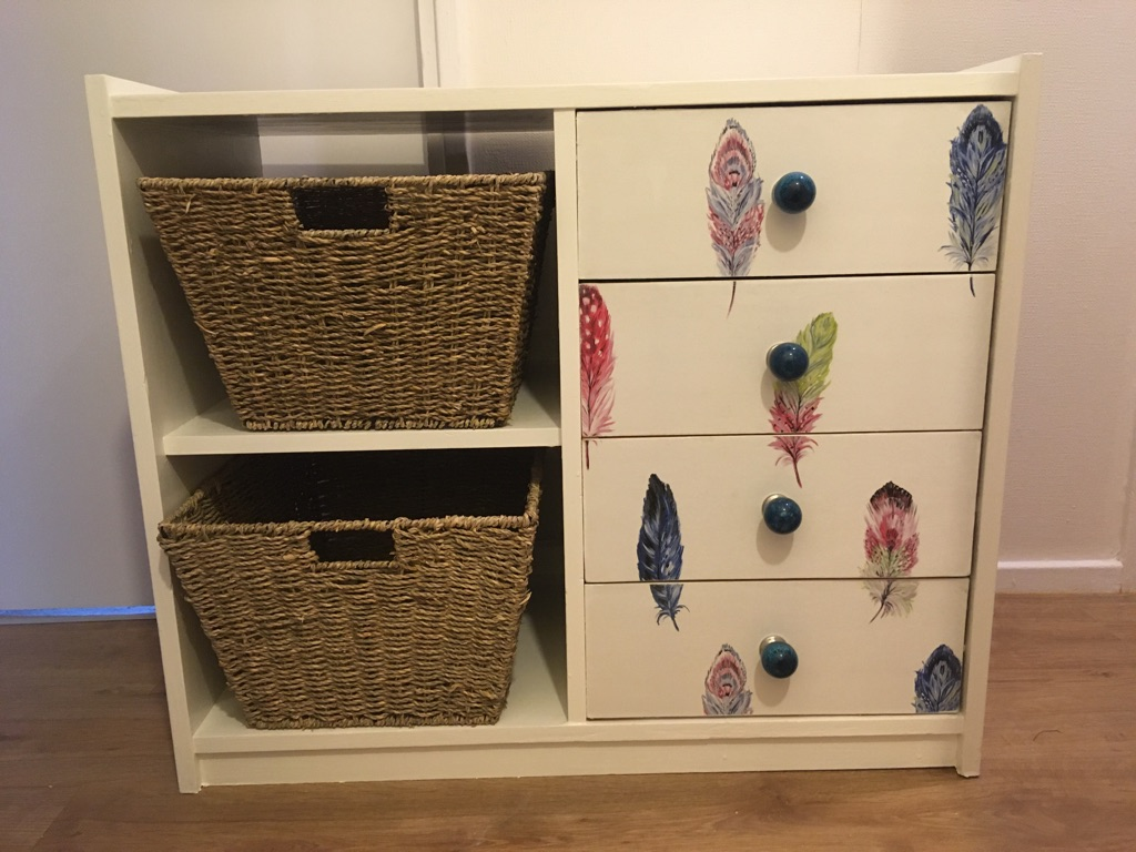 Up cycled unit