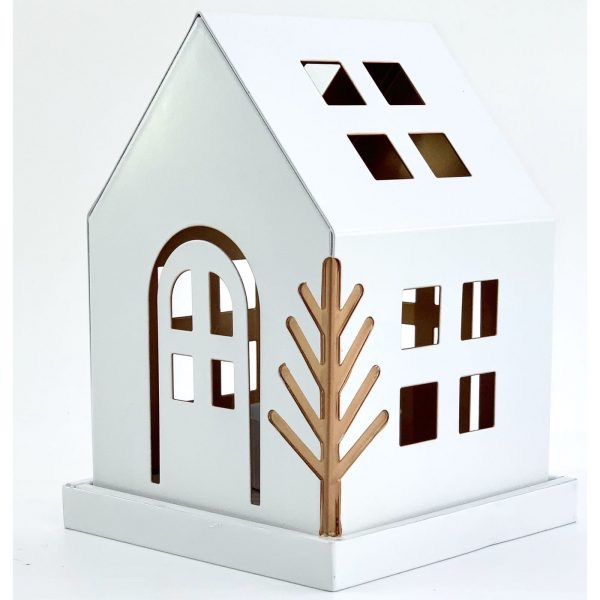 Official Yankee Candle Small Luminary House