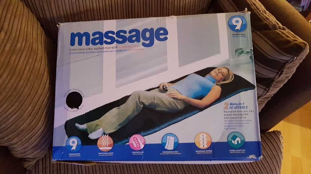 massaging mat