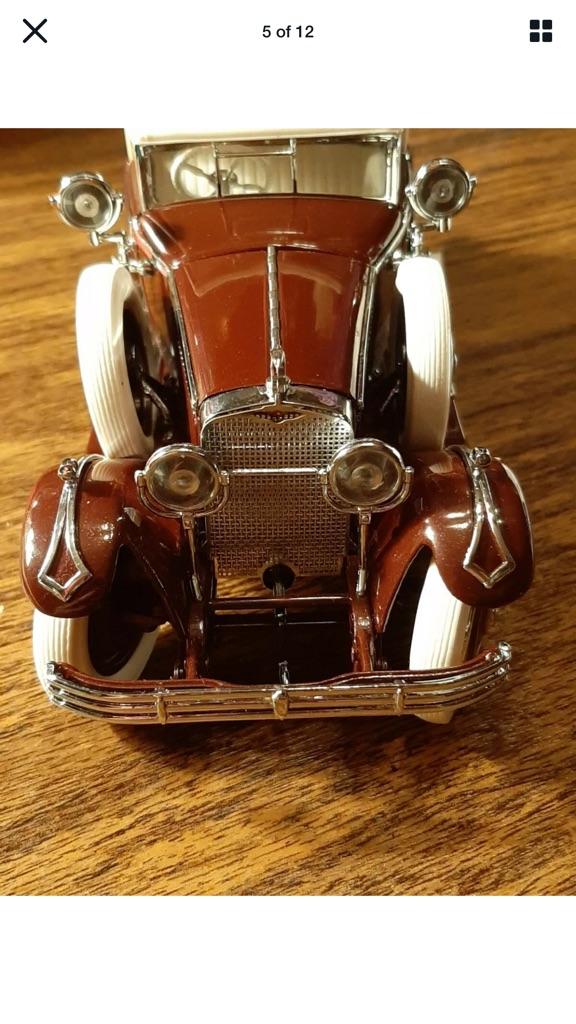 Franklin mint very rare 1925 Hispano Suiza