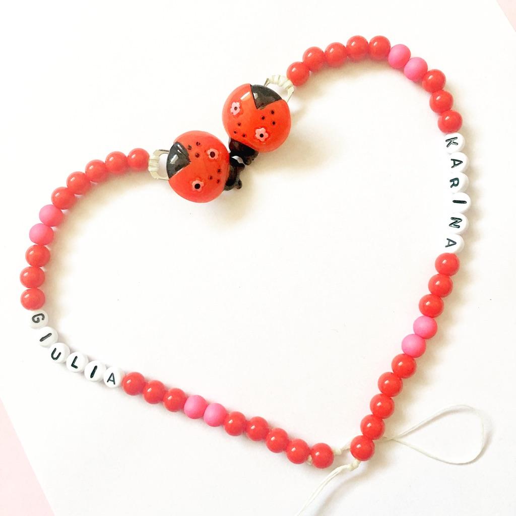 Lady Bug dummy chain
