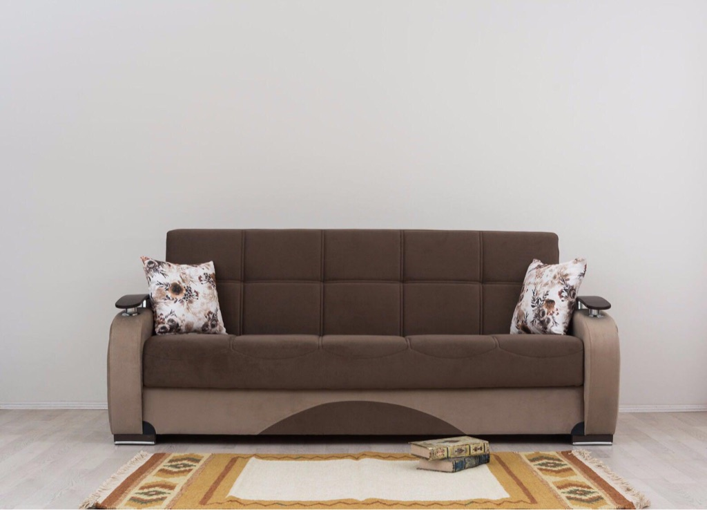 Brand new luxury Turkish sofa bed we do deliver
