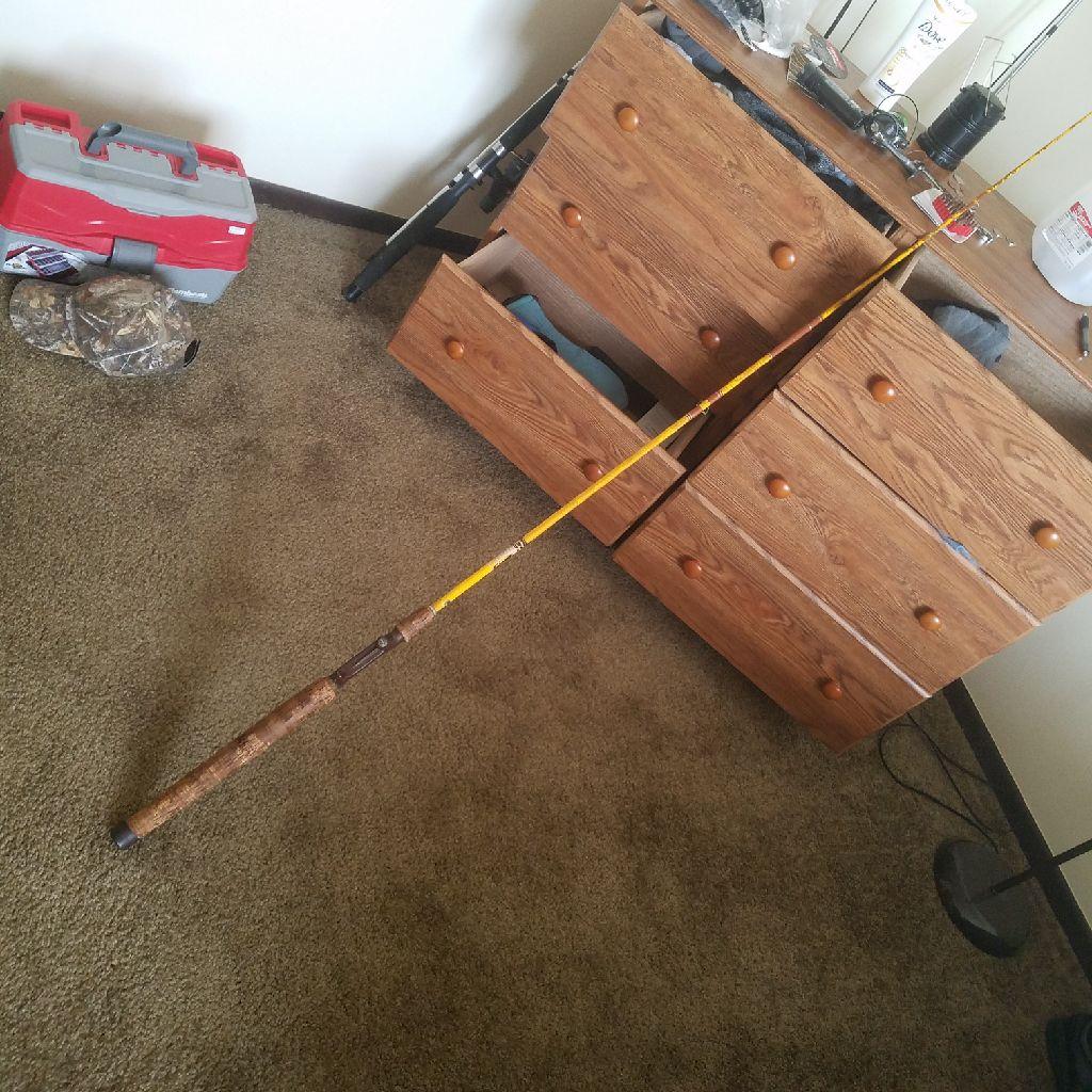 Vintage Fenwick casting rod