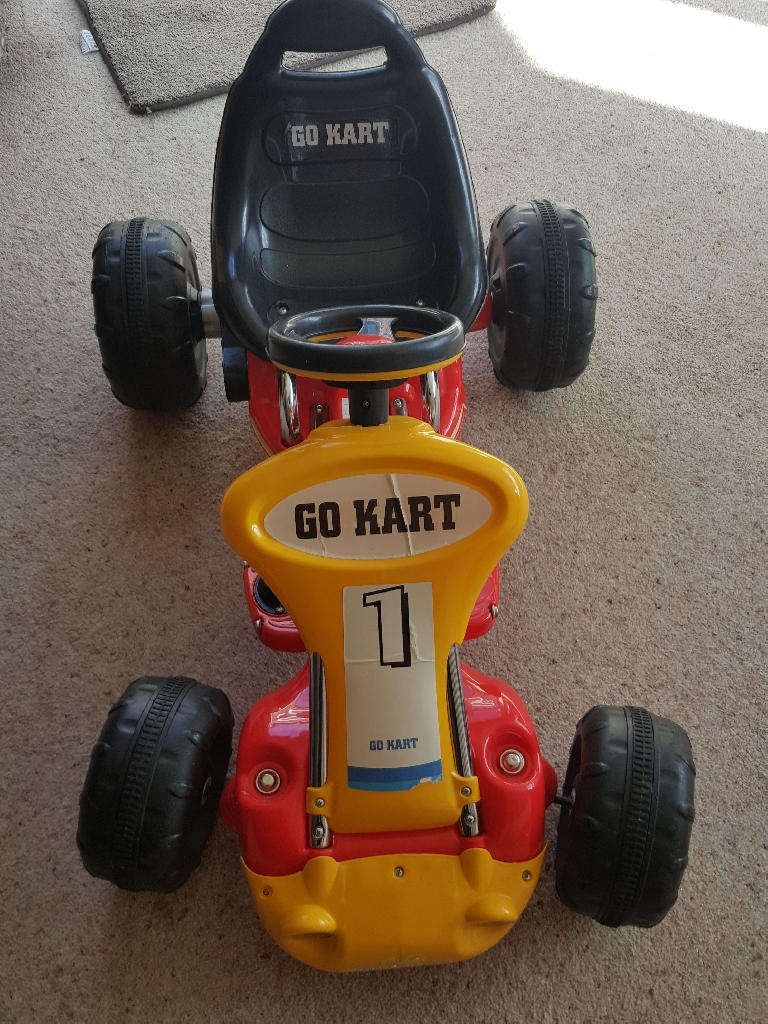 Go kart suit 3 year old