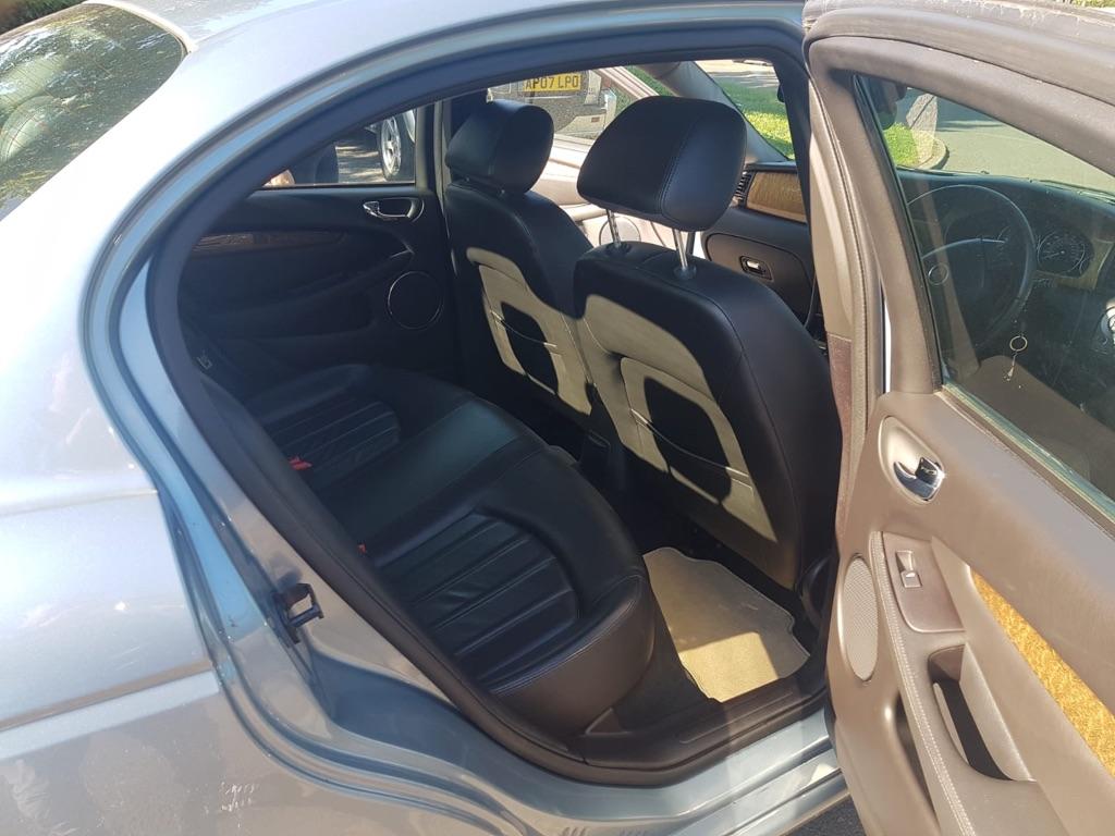 Jaguar X-Type 2005 automatic