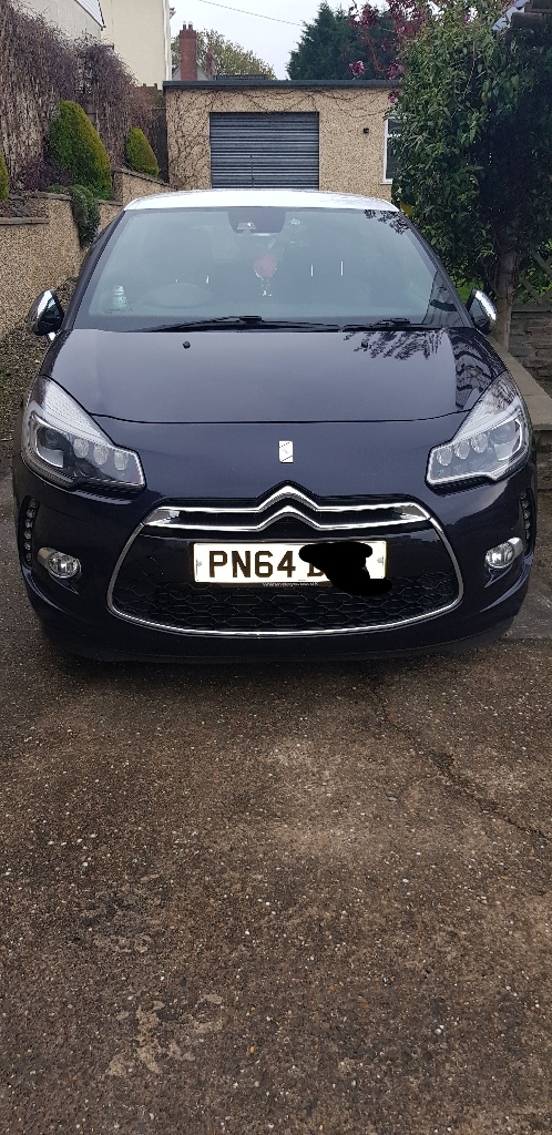 Citreon ds3 sport, 1.6 turbo diesel