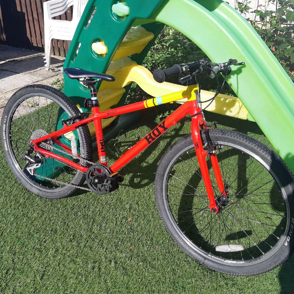 24 hoy kids bike