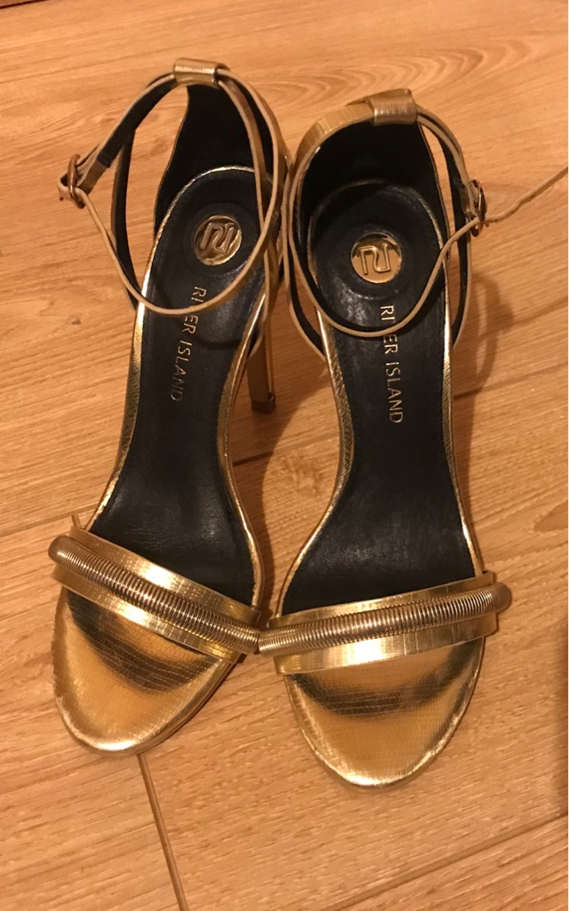 High Heel River Island Ladies shoes - size 4
