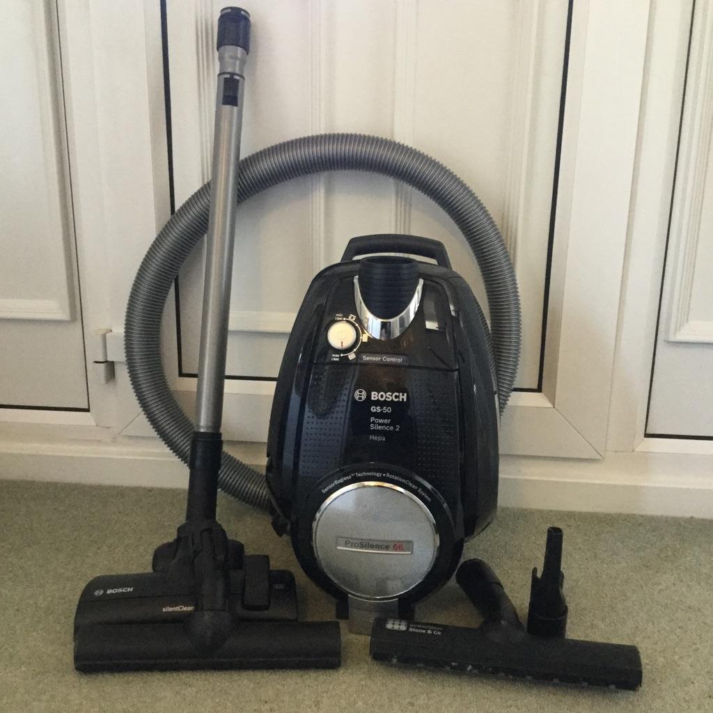 Bosch Sensor Control Vacuum