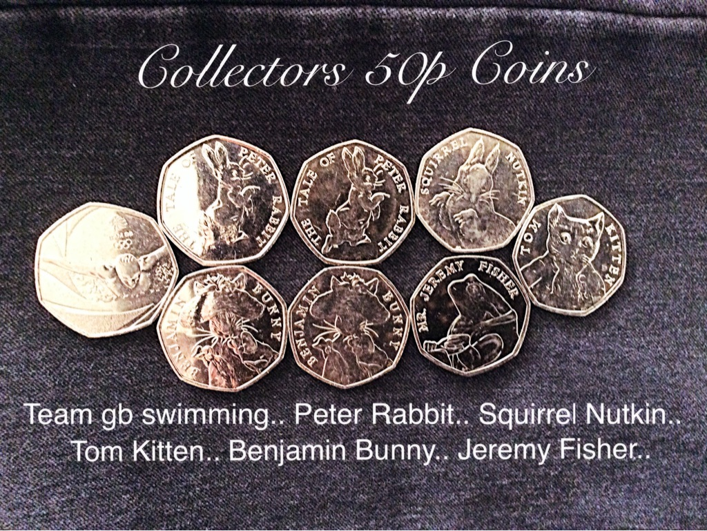 Collectors Coins.