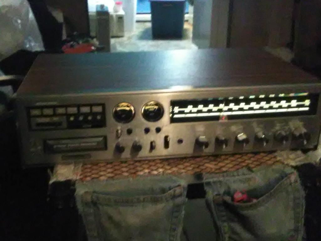 Vintage Panasonic LTD stereo