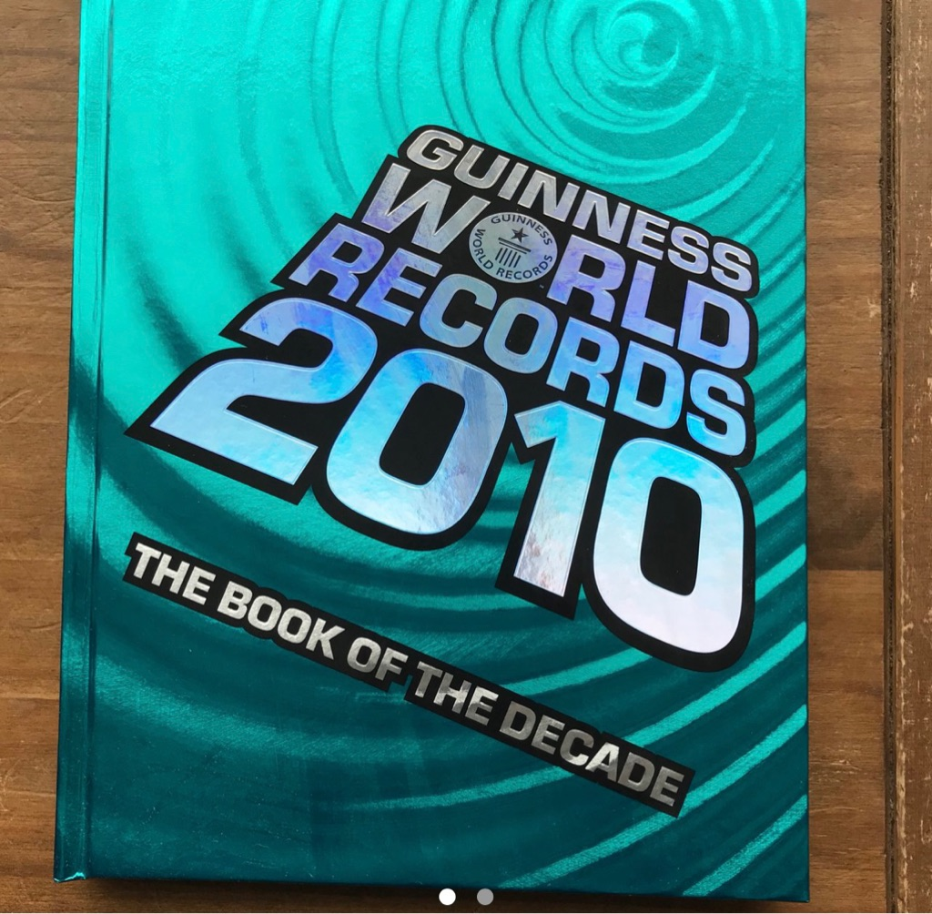 Guinness world records 2010 book