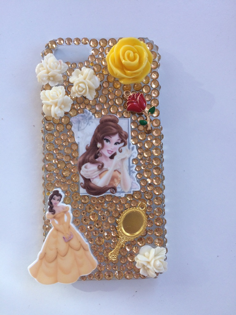 Customised Belle iPhone 5/5s/SE