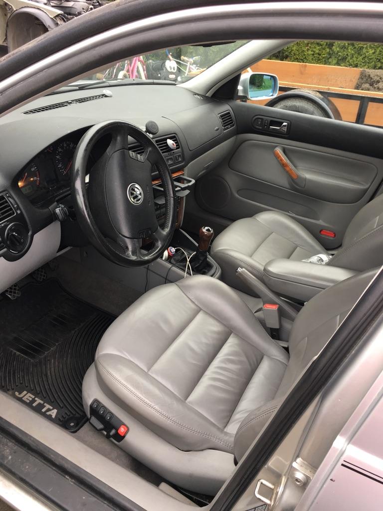 2001 Volkswagen Jetta mk4 vr6