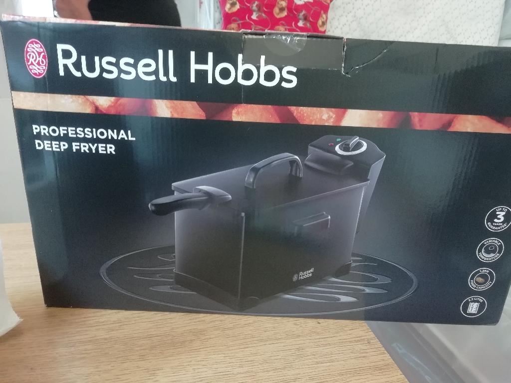Russell hobbs dep fat fryer