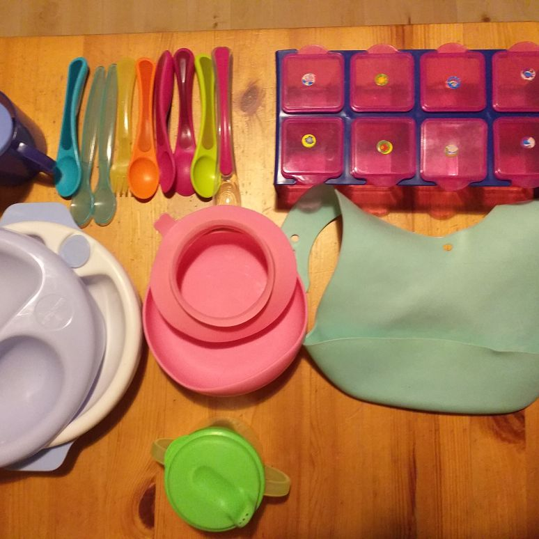 Baby weaning items
