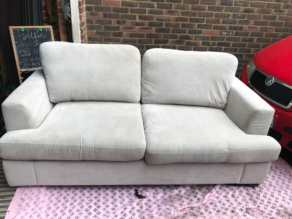DFS Freya 3 seater Sofa