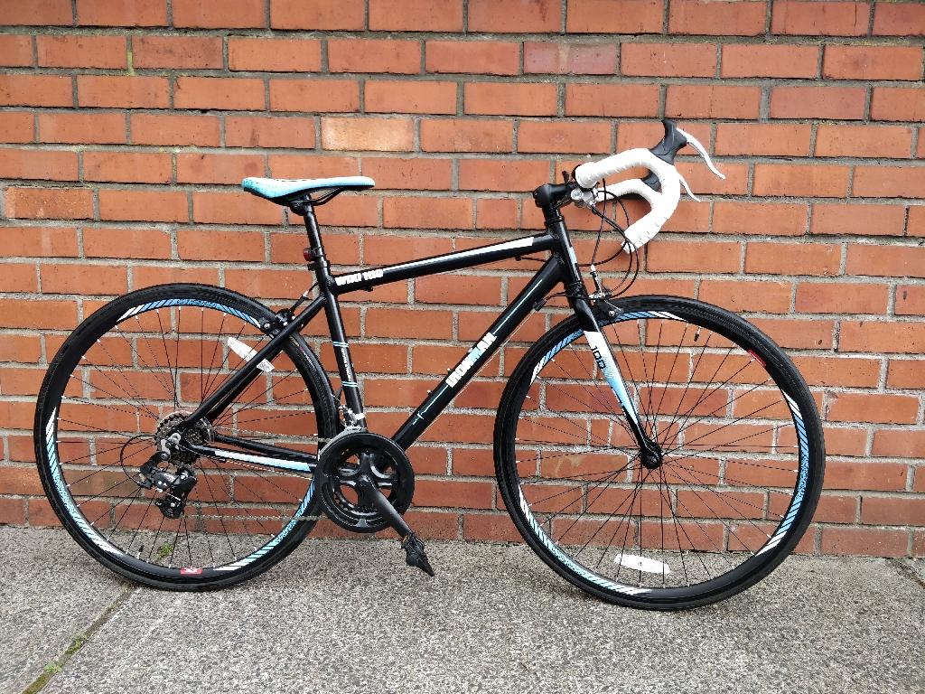Ladies road bike - IRONMAN WIKI 100