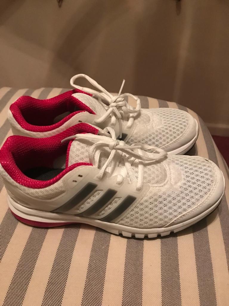 Adidas running trainers