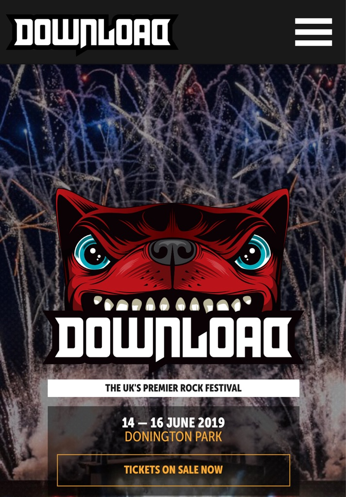 Download Festival tickets (2)