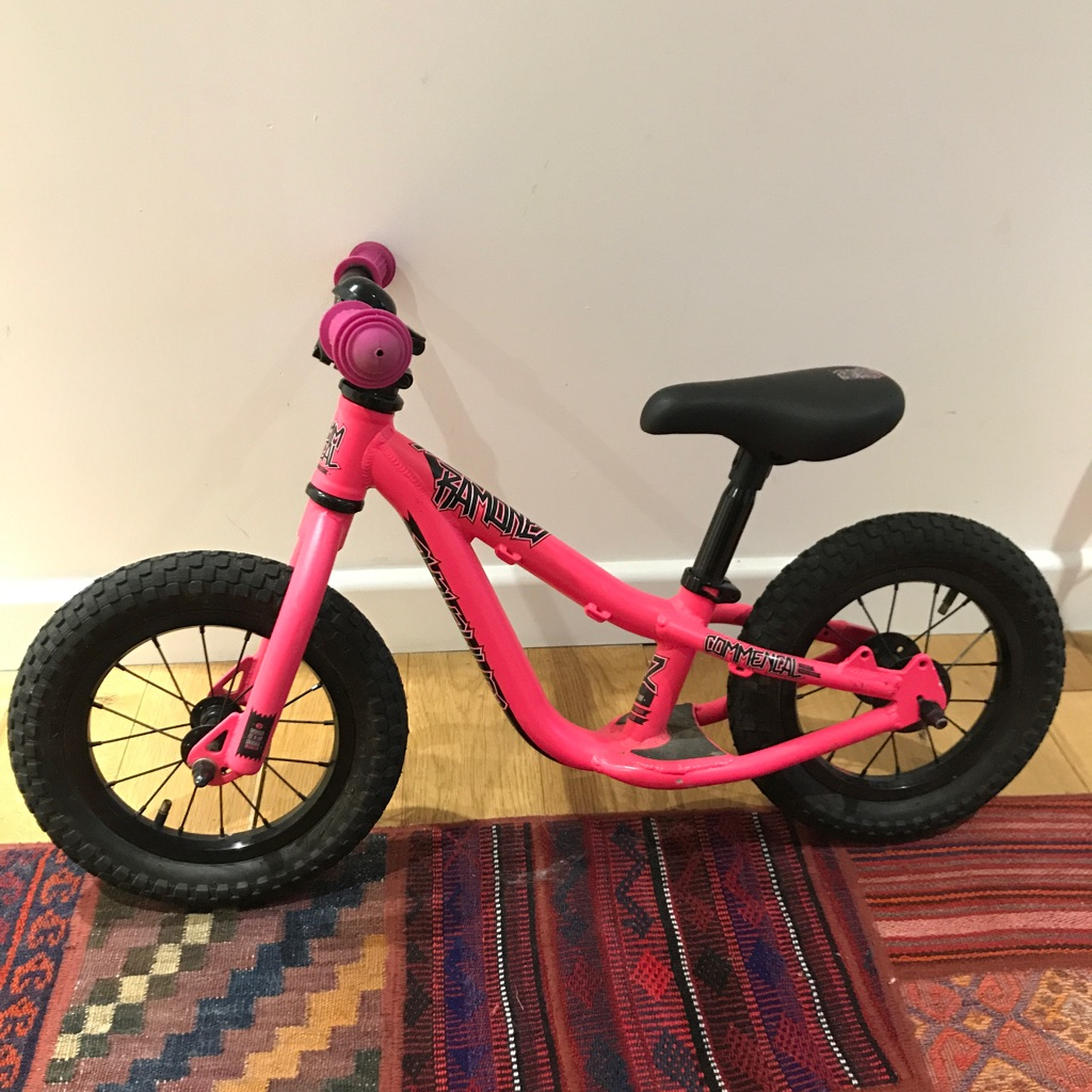 Commencal Ramones balance bike