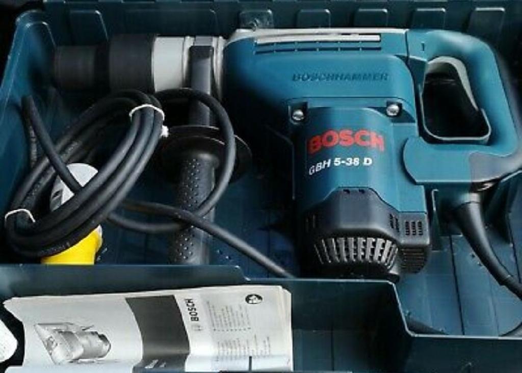 Brand New Professional Bosch Hammer SDS Drill