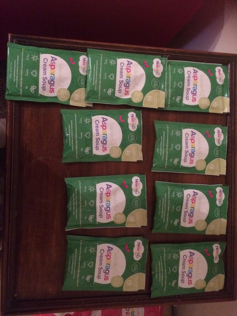New You 58 Total Food Replacement Meals & More
