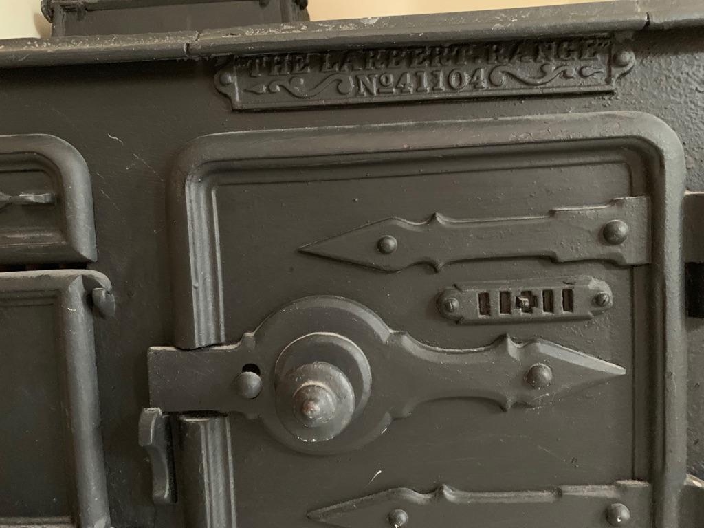 Larbert Range Cast Iron Cooker