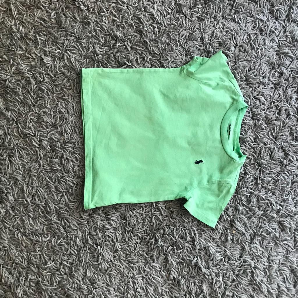 Toddler Ralph Lauren t shirt