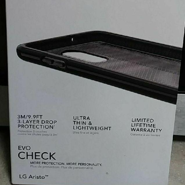 LG Aristo phonecase