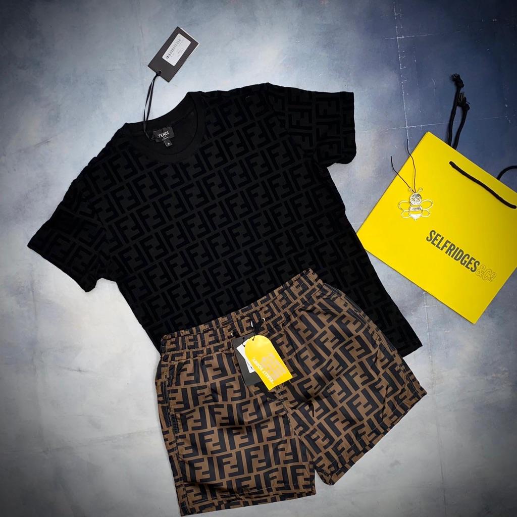 Shorts and T-shirt set