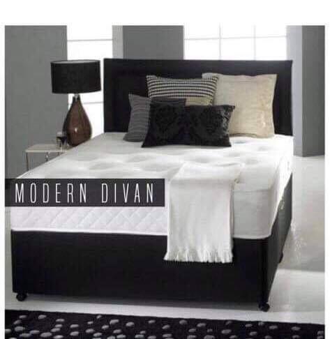 Divan Ortho Double Bed